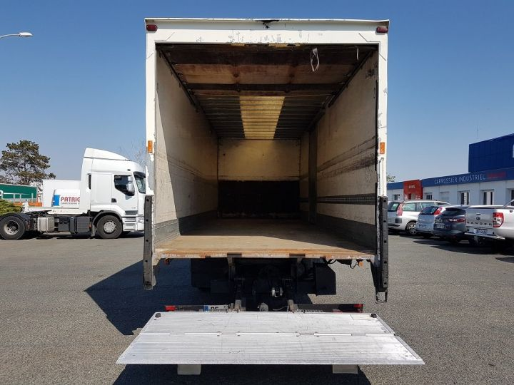 Trucks Renault Midlum Box body + Lifting Tailboard 180dci.12 euro 3 BLANC - 5