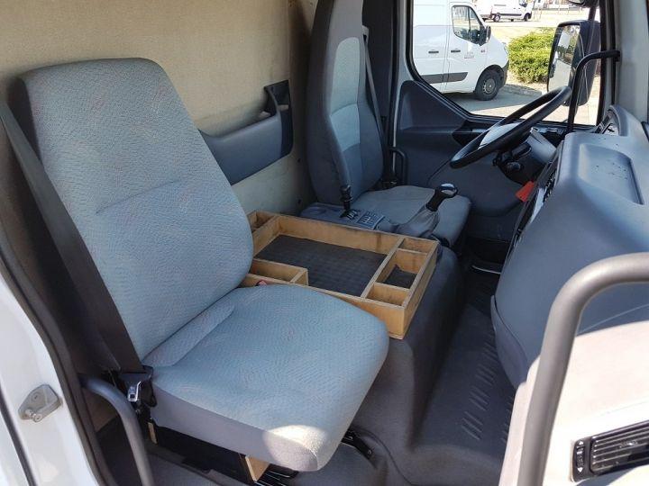 Trucks Renault Midlum Box body + Lifting Tailboard 180dci.12 euro 3 BLANC - 17