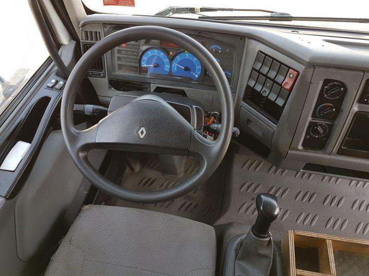 Trucks Renault Midlum Box body + Lifting Tailboard 180dci.12 euro 3 BLANC - 18