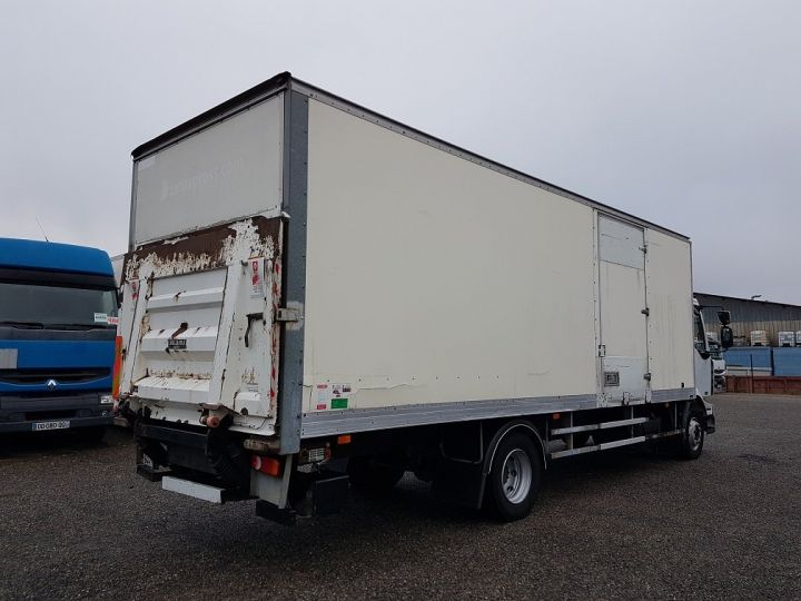 Trucks Renault Midlum Box body + Lifting Tailboard 180dci.13 euro 3 BLANC - 2