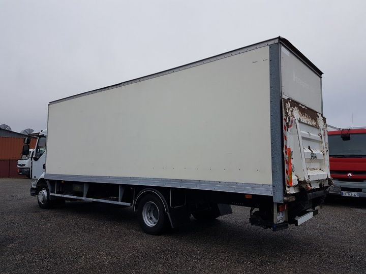 Trucks Renault Midlum Box body + Lifting Tailboard 180dci.13 euro 3 BLANC - 5