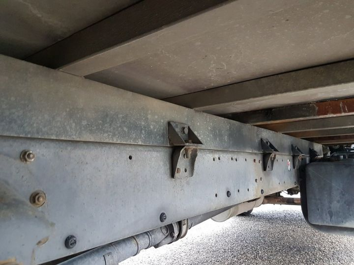 Trucks Renault Midlum Box body + Lifting Tailboard 180dci.13 euro 3 BLANC - 14