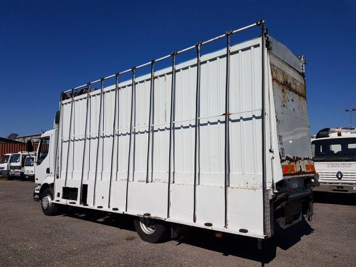 Trucks Renault Midlum Box body + Lifting Tailboard 220dci.13 - Fourgon VITRIER BLANC - 5