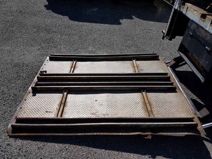 Trucks Renault Midlum Box body + Lifting Tailboard 220dci.13 - Fourgon VITRIER BLANC - 10
