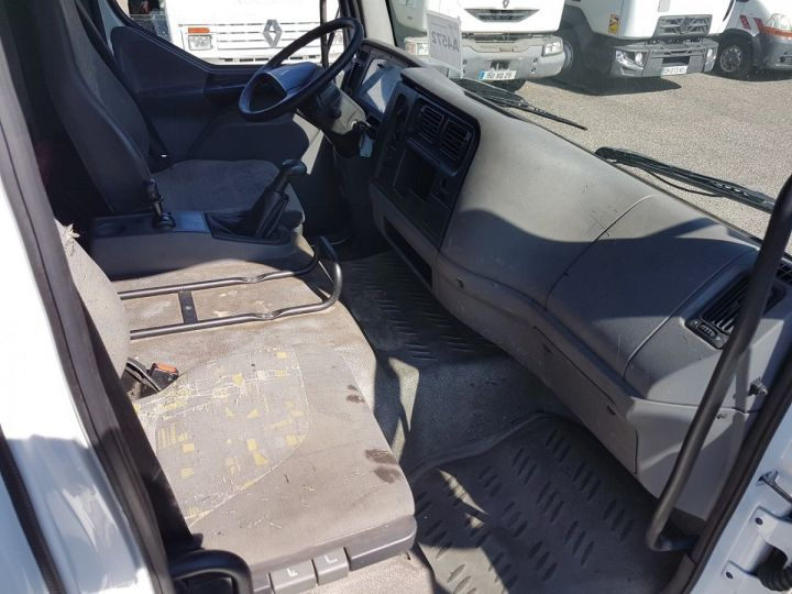 Trucks Renault Midlum Box body + Lifting Tailboard 220dci.13 - Fourgon VITRIER BLANC - 15