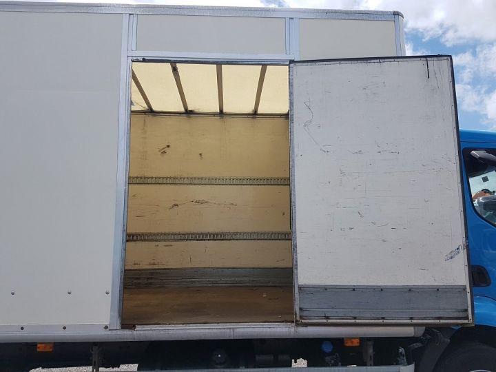 Trucks Renault Midlum Box body + Lifting Tailboard 270dxi.14 Fourgon 8m50 BLANC - BLEU - 10