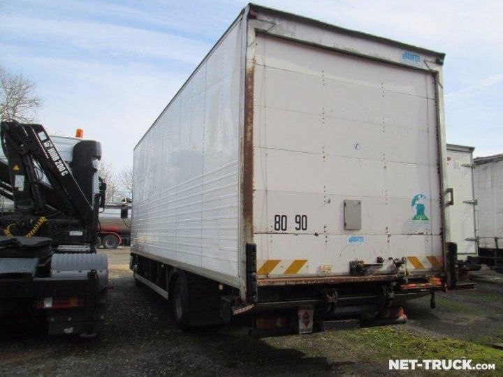 Trucks Renault Midlum Box body + Lifting Tailboard  - 2