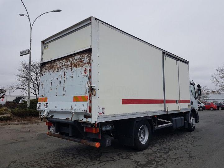 Trucks Renault Premium Box body + Lifting Tailboard 220dci.16 - Moteur en panne / pour pièces BLANC - 2