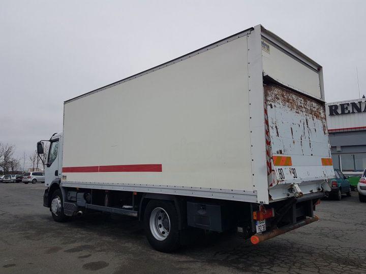 Trucks Renault Premium Box body + Lifting Tailboard 220dci.16 - Moteur en panne / pour pièces BLANC - 7