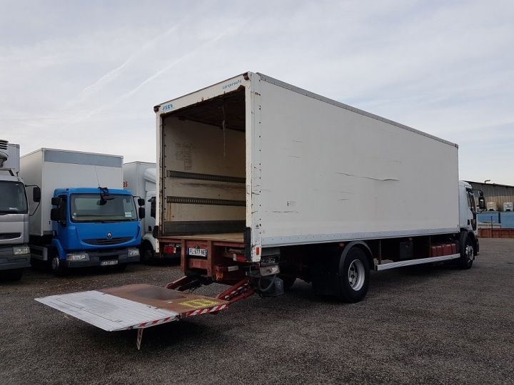 Trucks Renault Premium Box body + Lifting Tailboard 260.19 - LAMES BLANC - 3