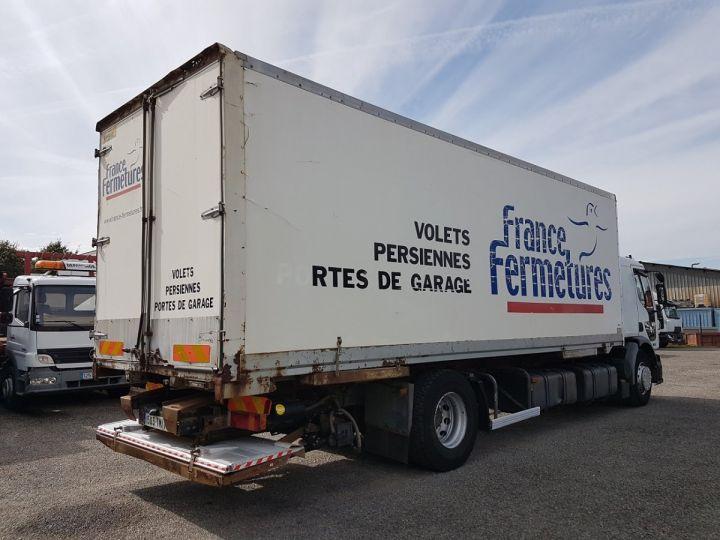 Trucks Renault Premium Box body + Lifting Tailboard 270dci.18D - Pour pièces BLANC - 2