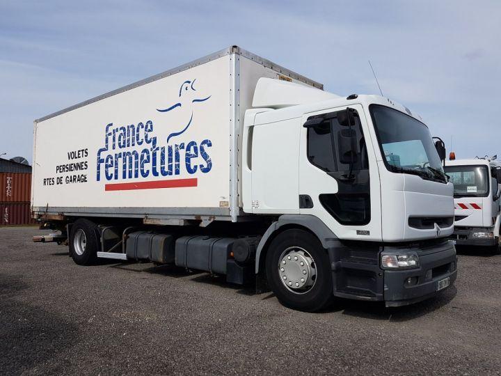 Trucks Renault Premium Box body + Lifting Tailboard 270dci.18D - Pour pièces BLANC - 4