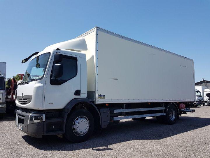Trucks Renault Premium Box body + Lifting Tailboard 270dxi.19D - FOURGON 7m50 BLANC - 1