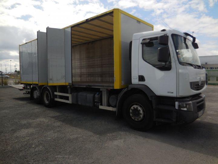 Trucks Renault Premium Box body + Lifting Tailboard 310   - 2