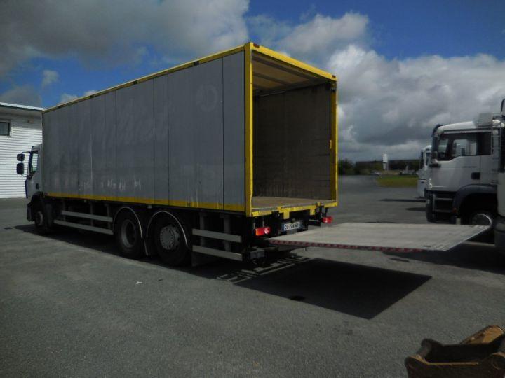 Trucks Renault Premium Box body + Lifting Tailboard 310   - 5
