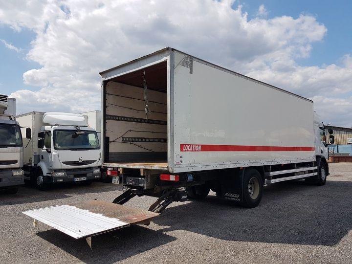 Trucks Renault Premium Box body + Lifting Tailboard 310dxi.19D PRIVILEGE - Fourgon abimé BLANC - 3