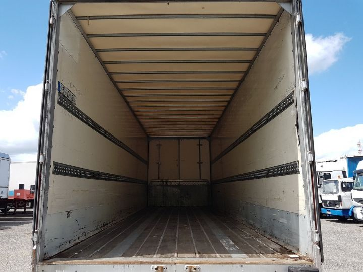 Trucks Renault Premium Box body + Lifting Tailboard 450dxi + SAMRO - COMBI BOX 104m3 BLANC - 8
