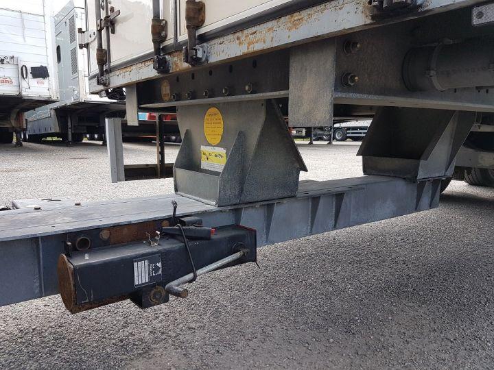 Trucks Renault Premium Box body + Lifting Tailboard 450dxi + SAMRO - COMBI BOX 104m3 BLANC - 12