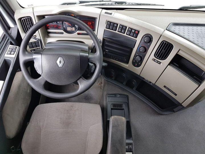 Trucks Renault Premium Box body + Lifting Tailboard 450dxi + SAMRO - COMBI BOX 104m3 BLANC - 18