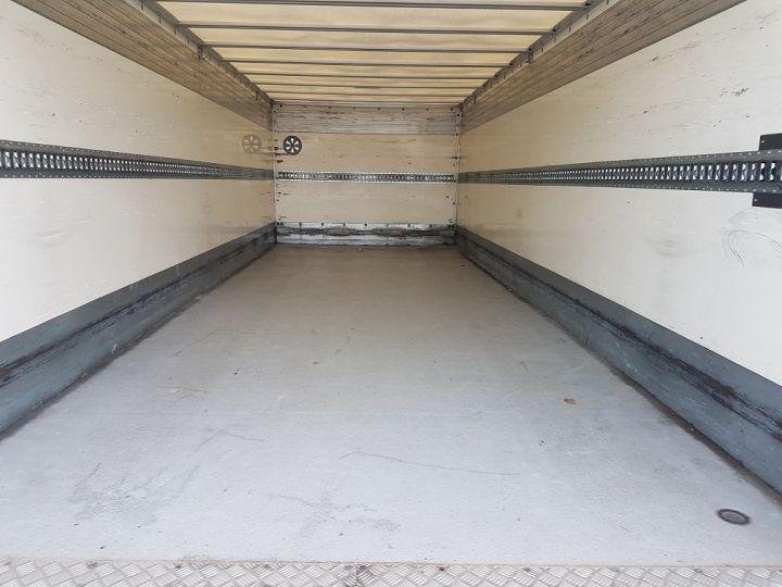 Trucks Renault D Box body + Lifting Tailboard 12.210dti euro 6 BLANC - 7