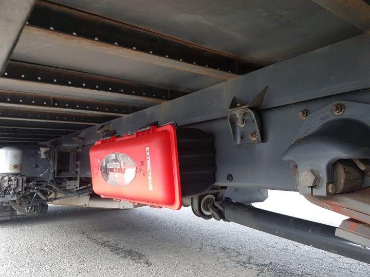 Trucks Renault D Box body + Lifting Tailboard 12.210dti euro 6 BLANC - 13