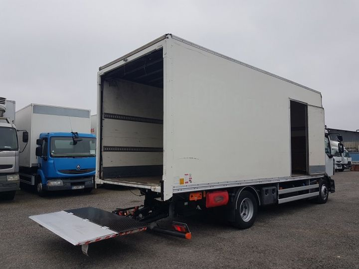 Trucks Renault D Box body + Lifting Tailboard 12.210dti FOURGON 6m50 BLANC - 3