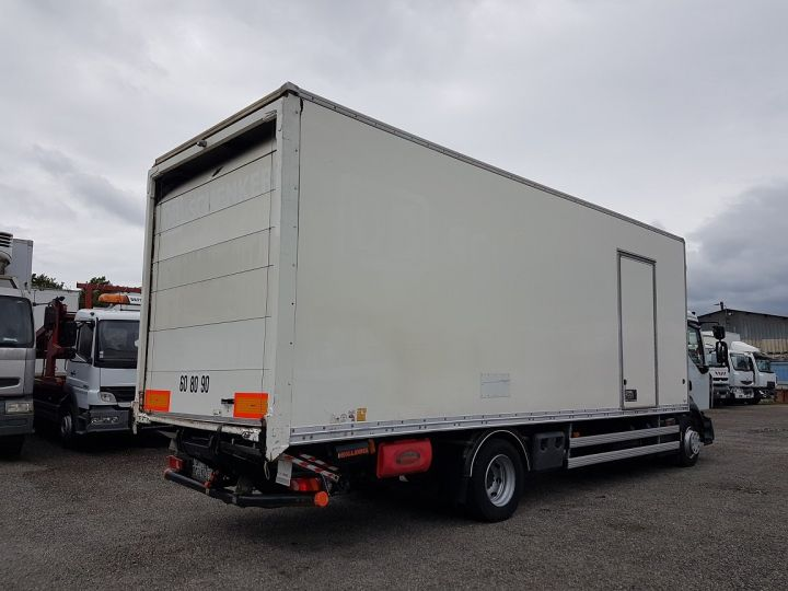Trucks Renault D Box body + Lifting Tailboard MED 12.210dti FOURGON 7m50 BLANC - 2