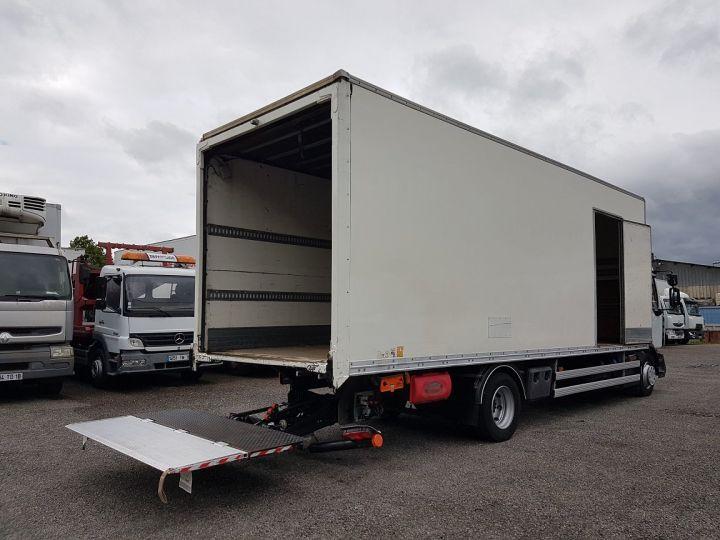 Trucks Renault D Box body + Lifting Tailboard MED 12.210dti FOURGON 7m50 BLANC - 3