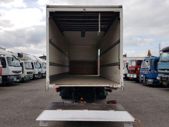 Trucks Renault D Box body + Lifting Tailboard MED 12.210dti FOURGON 7m50 BLANC - 7