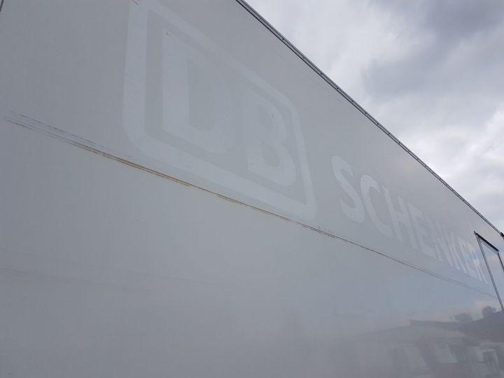 Trucks Renault D Box body + Lifting Tailboard MED 12.210dti FOURGON 7m50 BLANC - 16
