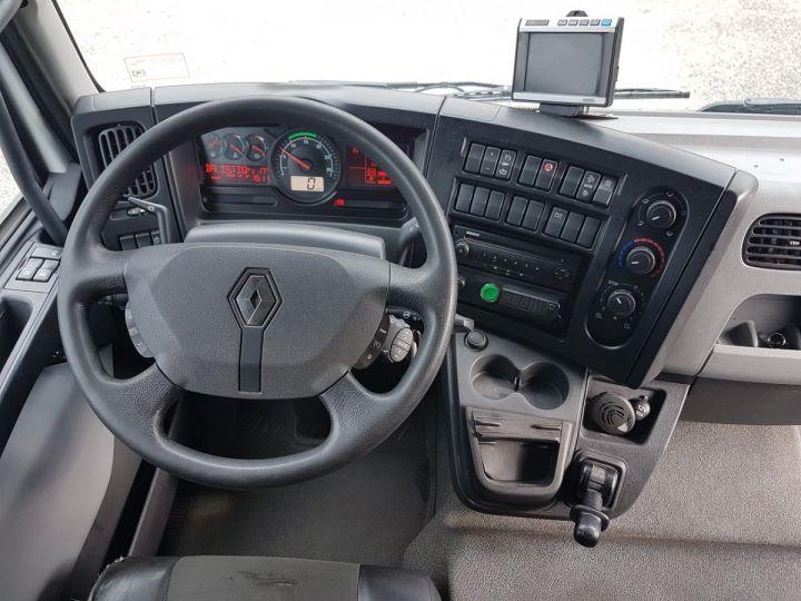 Trucks Renault D Box body + Lifting Tailboard MED 12.210dti FOURGON 7m50 BLANC - 21