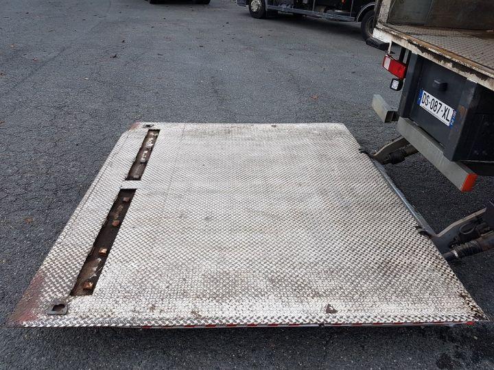 Trucks Renault D Box body + Lifting Tailboard WIDE 19.280dti - Fourgon 9m40 BLANC - 9