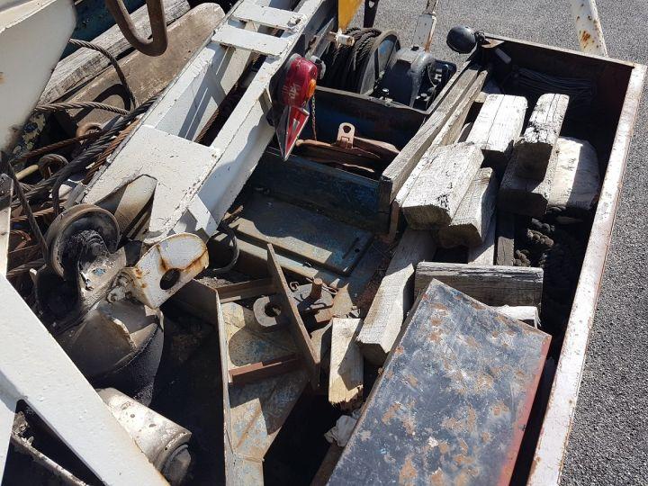 Trucks Man DF Breakdown truck body 22.215 DHN 6x4 ORIGINAL BLANC - 8