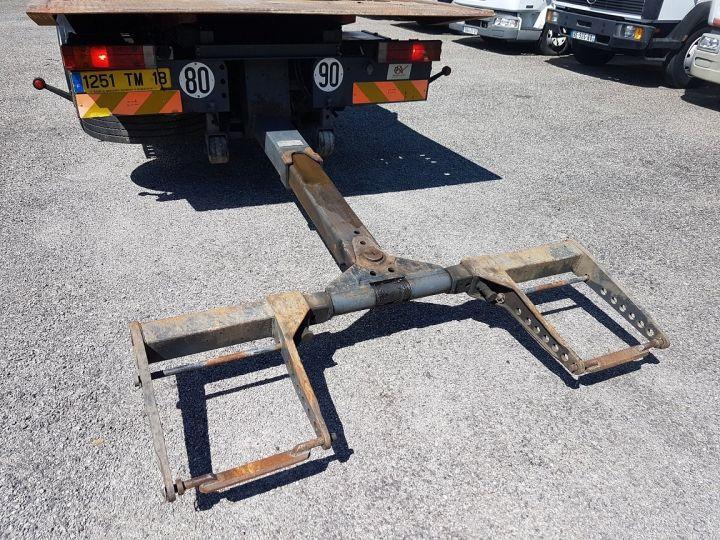 Trucks Mercedes Atego Breakdown truck body 1223 NL - BESSE et AUPY à etage BLANC ET ROUGE - 8