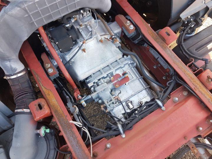 Trucks Iveco EuroCargo Chassis cab 180 E 28 - Boite de vitesse en panne ROUGE - BLANC - 12