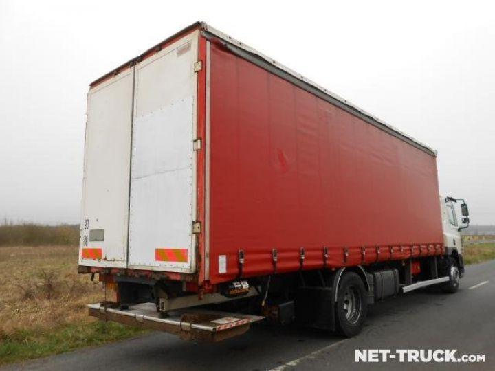 Trucks Daf CF Curtain side body  - 2