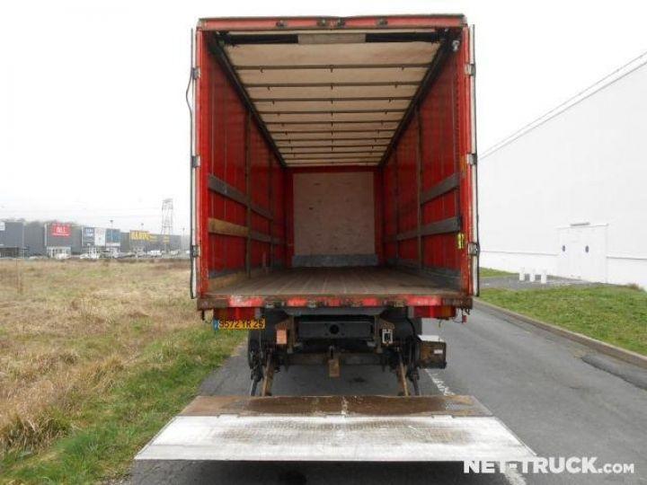 Trucks Daf CF Curtain side body  - 6