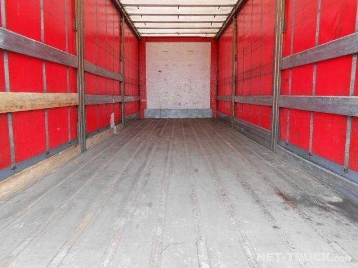 Trucks Daf CF Curtain side body  - 7