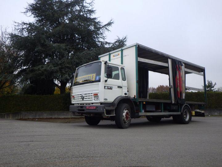 Trucks Renault Midliner Curtain side body M210  - 3