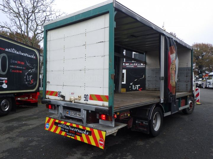 Trucks Renault Midliner Curtain side body M210  - 7