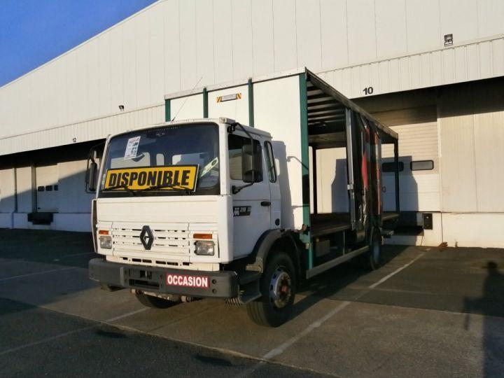 Trucks Renault Midliner Curtain side body M210  - 4