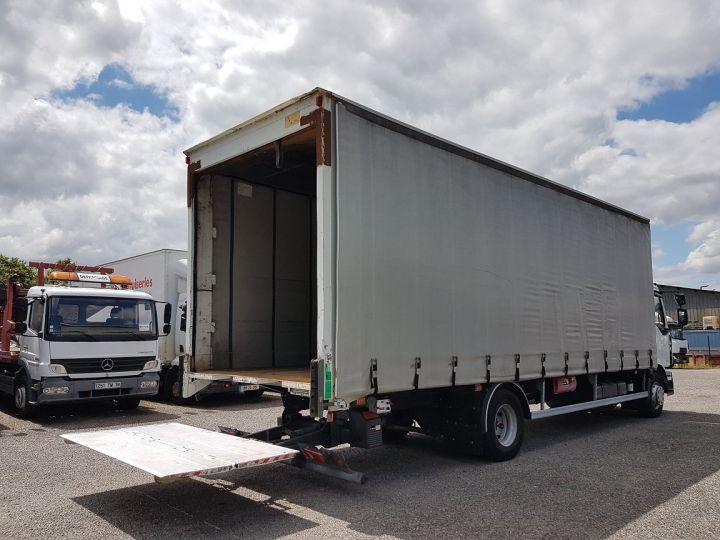 Trucks Renault Midlum Curtain side body 240dxi.16 - P.L.S.C. 8m10 BLANC - GRIS - 3