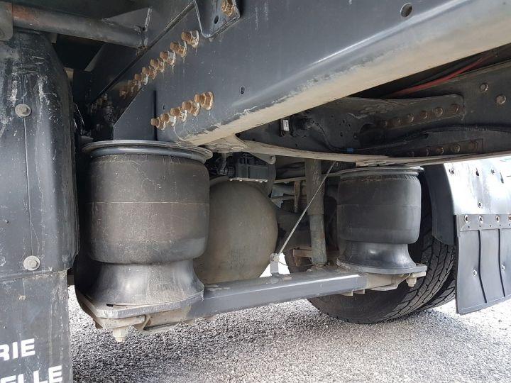 Trucks Renault Midlum Curtain side body 240dxi.16 - P.L.S.C. 8m10 BLANC - GRIS - 14