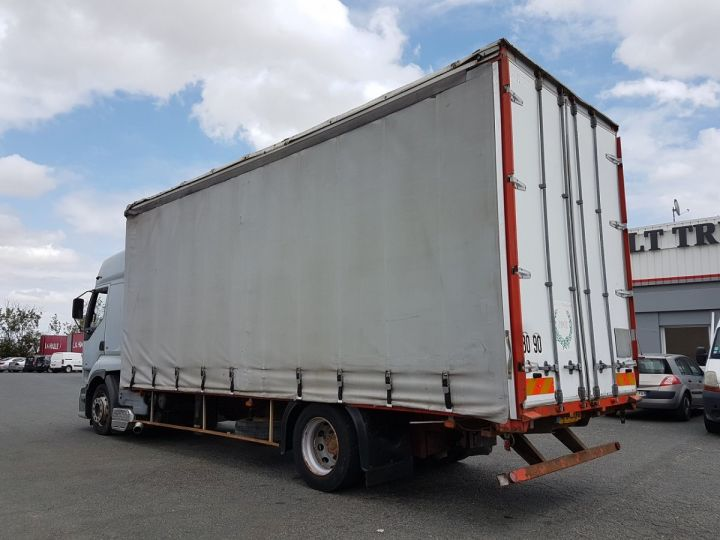 Trucks Renault Premium Curtain side body 400.18 GV 850 PRIVILEGE GRIS - ROUGE - 4
