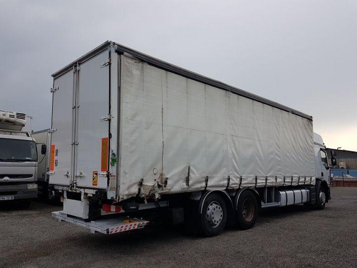 Trucks Renault Premium Curtain side body 410dxi.26 6x2 S PRIVILEGE BLANC - 2