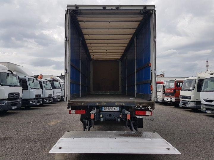 Trucks Renault T Curtain side body 380.19 COMFORT BLANC - BLEU - 7