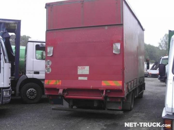 Trucks Volvo FL Curtain side body  - 2