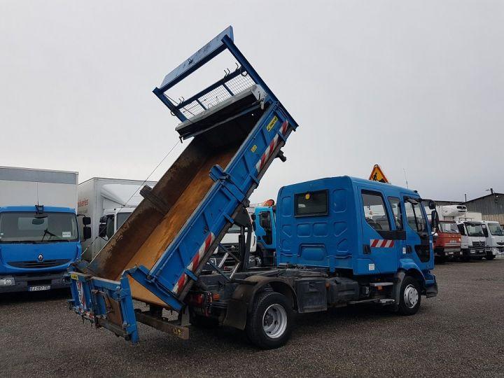 Trucks Renault Midlum Double Cab Back Dump/Tipper body 220dci.12 TRI-BENNE / 7 PLACES BLEU - 3