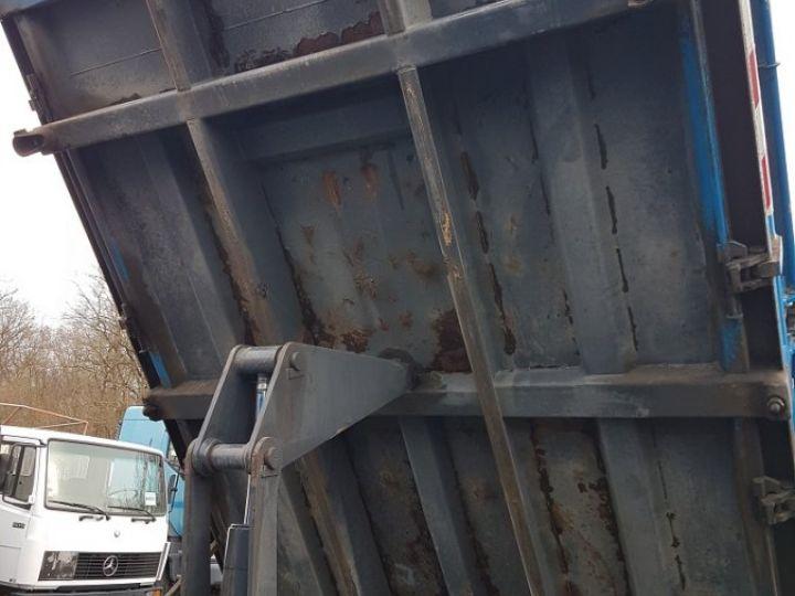 Trucks Renault Midlum Double Cab Back Dump/Tipper body 220dci.12 TRI-BENNE / 7 PLACES BLEU - 9