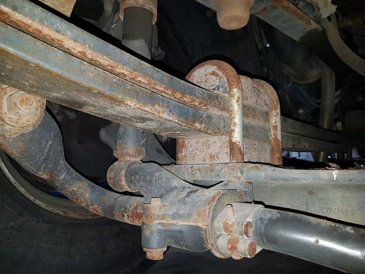 Trucks Renault Premium Fuel tank body 310dxi.19 BLANC - 14